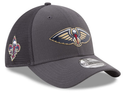 New Orleans Pelicans New Era 2017 NBA On Court Graph 39THIRTY Cap