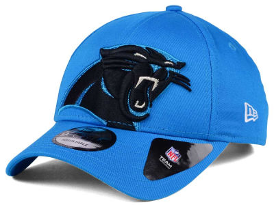 Carolina Panthers New Era NFL Women's Glitter Glam 9TWENTY Strapback Cap
