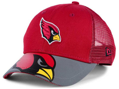 Arizona Cardinals New Era Kids Mega Flect Cap