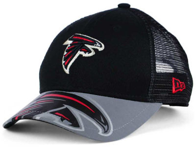 Atlanta Falcons New Era Kids Mega Flect Cap