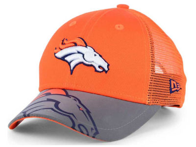 Denver Broncos New Era Kids Mega Flect Cap