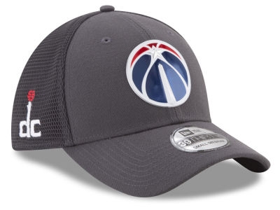 Washington Wizards New Era 2017 NBA On Court Graph 39THIRTY Cap