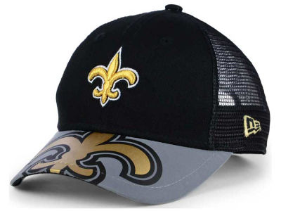 New Orleans Saints New Era Kids Mega Flect Cap