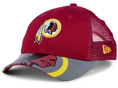 Washington Redskins New Era Kids Mega Flect Cap