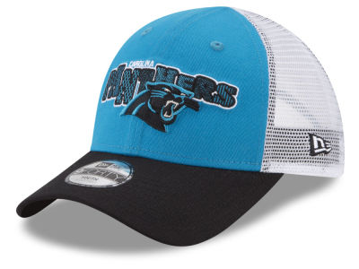 Carolina Panthers New Era NFL Kids Trucker Joy 9FORTY Cap