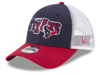 Houston Texans New Era NFL Kids Trucker Joy 9FORTY Cap