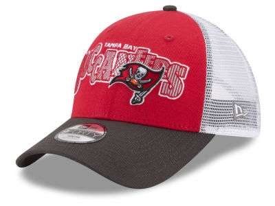 Tampa Bay Buccaneers New Era NFL Kids Trucker Joy 9FORTY Cap