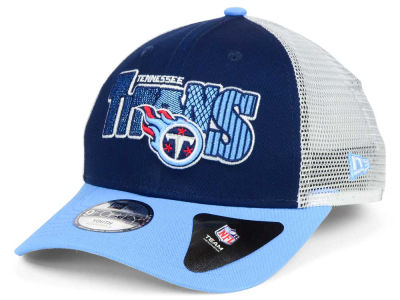 Tennessee Titans New Era NFL Kids Trucker Joy 9FORTY Cap