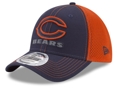 Chicago Bears New Era NFL Pop Flect 39THIRTY Cap