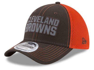 Cleveland Browns New Era NFL Pop Flect 39THIRTY Cap