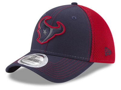 Houston Texans New Era NFL Pop Flect 39THIRTY Cap
