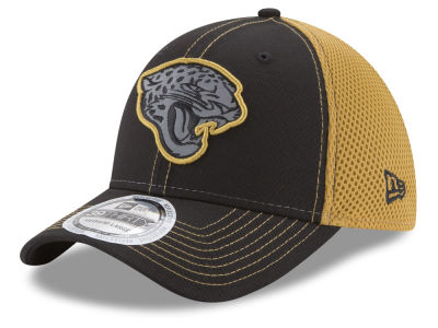 Jacksonville Jaguars New Era NFL Pop Flect 39THIRTY Cap