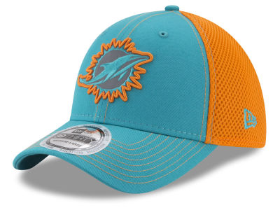 Miami Dolphins New Era NFL Pop Flect 39THIRTY Cap