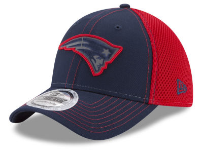 New England Patriots New Era NFL Pop Flect 39THIRTY Cap