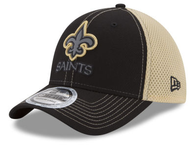 New Orleans Saints New Era NFL Pop Flect 39THIRTY Cap