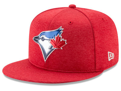 Toronto Blue Jays New Era 2017 MLB Authentic Collection Stars & Stripes 59FIFTY Cap