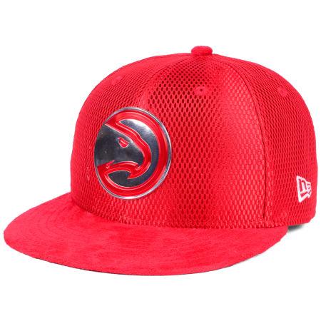 Atlanta Hawks New Era NBA On-Court Collection Draft 59FIFTY Cap