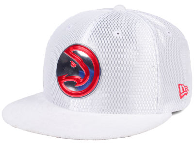 Atlanta Hawks New Era NBA On-Court Collection Draft 59FIFTY Cap