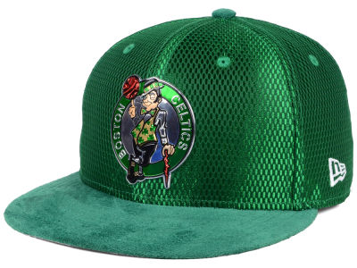 Boston Celtics New Era NBA On-Court Collection Draft 59FIFTY Cap