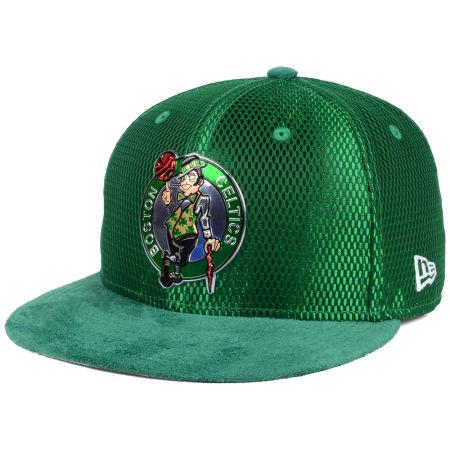 Boston Celtics New Era NBA On-Court Collection Draft 59FIFTY Cap