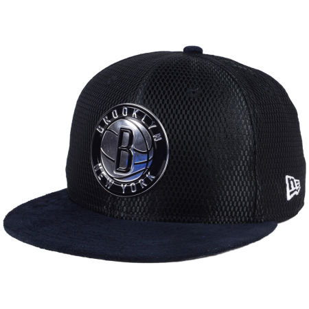 Brooklyn Nets New Era NBA On-Court Collection Draft 59FIFTY Cap