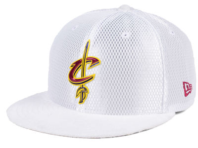 Cleveland Cavaliers New Era NBA On-Court Collection Draft 59FIFTY Cap