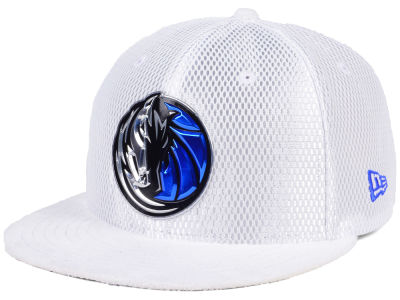 Dallas Mavericks New Era NBA On-Court Collection Draft 59FIFTY Cap