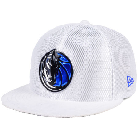 Dallas Mavericks New Era NBA On-Court Collection Draft 59FIFTY Cap