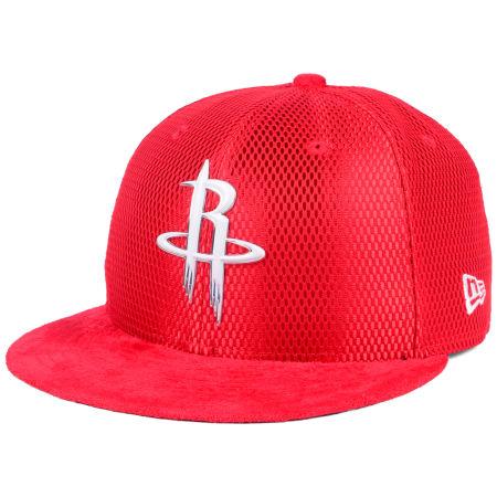 Houston Rockets New Era NBA On-Court Collection Draft 59FIFTY Cap