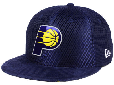NBA Chapeau de l'ébauche 59FIFTY de collection de Sur-Cour