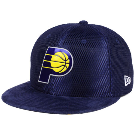 Indiana Pacers New Era NBA On-Court Collection Draft 59FIFTY Cap