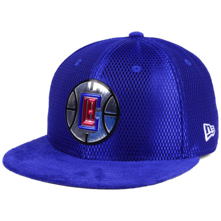 Los Angeles Clippers New Era NBA On-Court Collection Draft 59FIFTY Cap