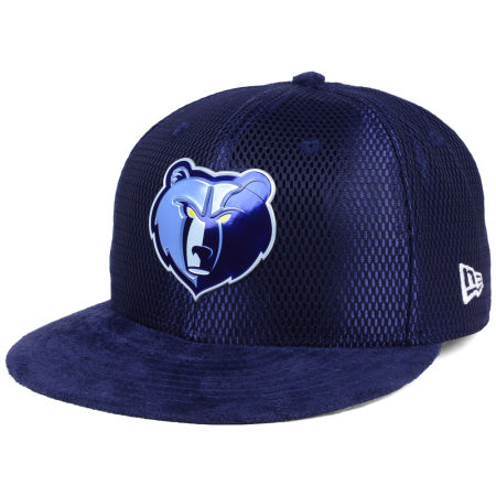 Memphis Grizzlies New Era NBA On-Court Collection Draft 59FIFTY Cap