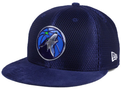 Minnesota Timberwolves New Era NBA On-Court Collection Draft 59FIFTY Cap