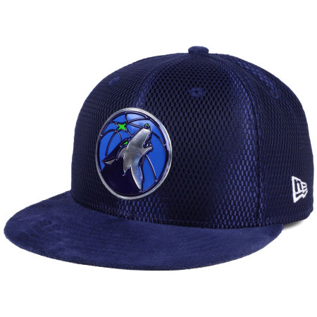 Minnesota Timberwolves New Era NBA On-Court Collection Draft 59FIFTY Cap
