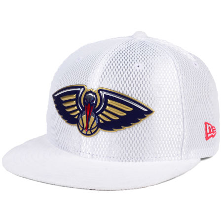 New Orleans Pelicans New Era NBA On-Court Collection Draft 59FIFTY Cap