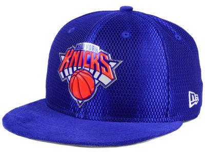 New York Knicks New Era NBA On-Court Collection Draft 59FIFTY Cap
