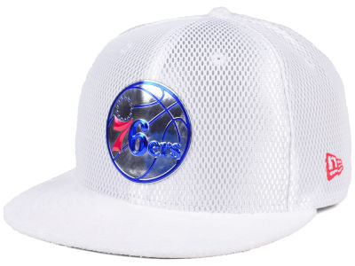Philadelphia 76ers New Era NBA On-Court Collection Draft 59FIFTY Cap