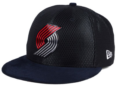 Portland Trail Blazers New Era NBA On-Court Collection Draft 59FIFTY Cap