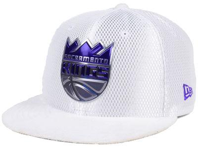 Sacramento Kings New Era NBA On-Court Collection Draft 59FIFTY Cap