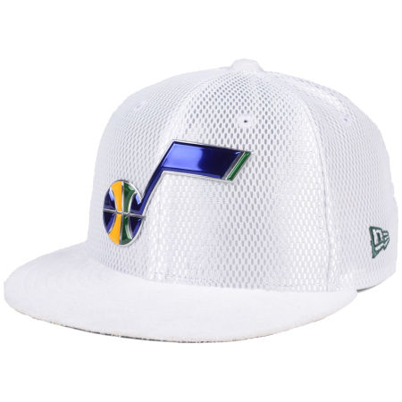Utah Jazz New Era NBA On-Court Collection Draft 59FIFTY Cap