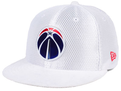 Washington Wizards New Era NBA On-Court Collection Draft 59FIFTY Cap
