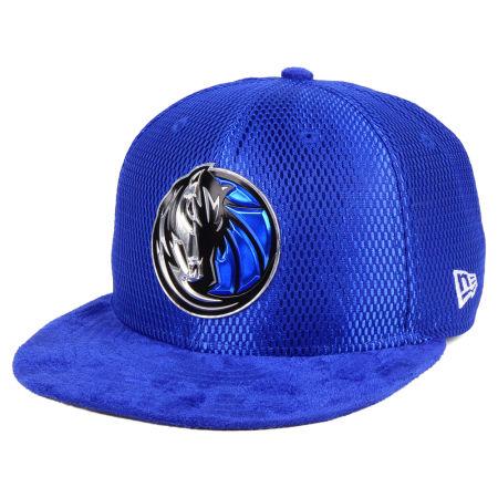 Dallas Mavericks New Era NBA On-Court Collection Draft 9FIFTY Snapback Cap
