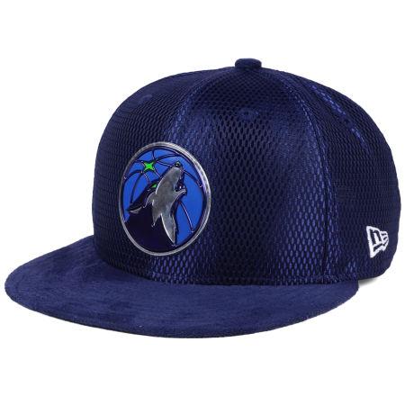 Minnesota Timberwolves New Era NBA On-Court Collection Draft 9FIFTY Snapback Cap