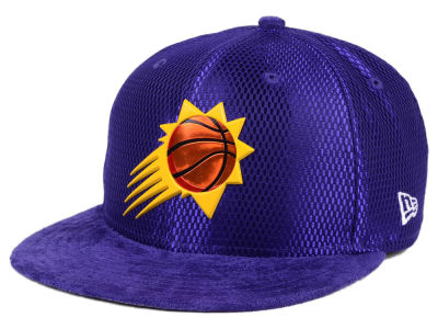 Phoenix Suns New Era NBA On-Court Collection Draft 9FIFTY Snapback Cap