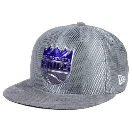 Sacramento Kings New Era NBA On-Court Collection Draft 9FIFTY Snapback Cap