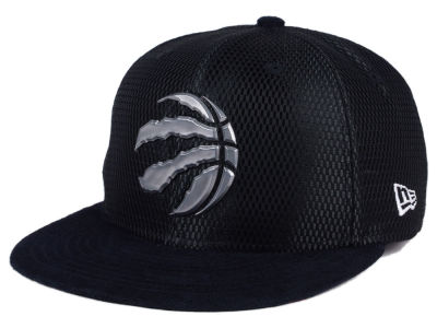 Toronto Raptors New Era NBA On-Court Collection Draft 9FIFTY Snapback Cap