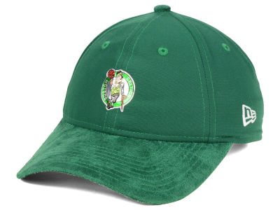 Boston Celtics New Era NBA On-Court Collection Draft 9TWENTY Cap