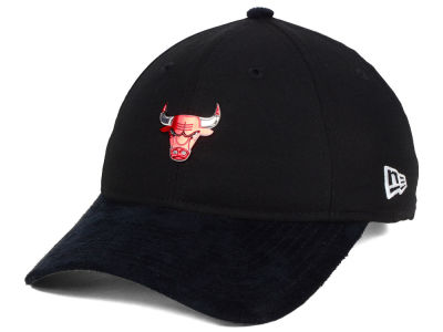 Chicago Bulls New Era NBA On-Court Collection Draft 9TWENTY Cap