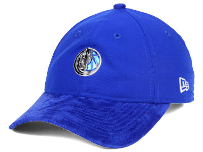 Dallas Mavericks New Era NBA On-Court Collection Draft 9TWENTY Cap